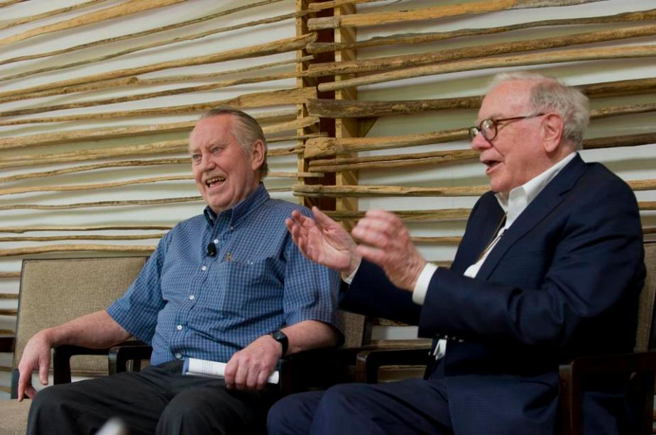 Feeney and Buffett