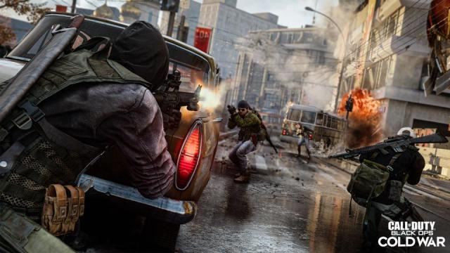Call Of Duty: Black Ops Cold War' PS4 Alpha Impressions: The Good, The Bad  And The Ugly