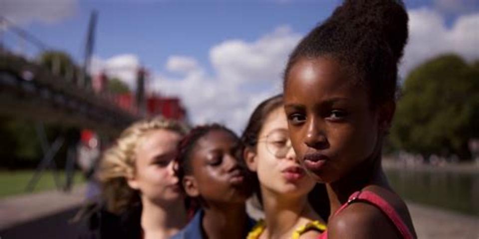 Still Image from Cuties (Mignonnes) movie from Netflix