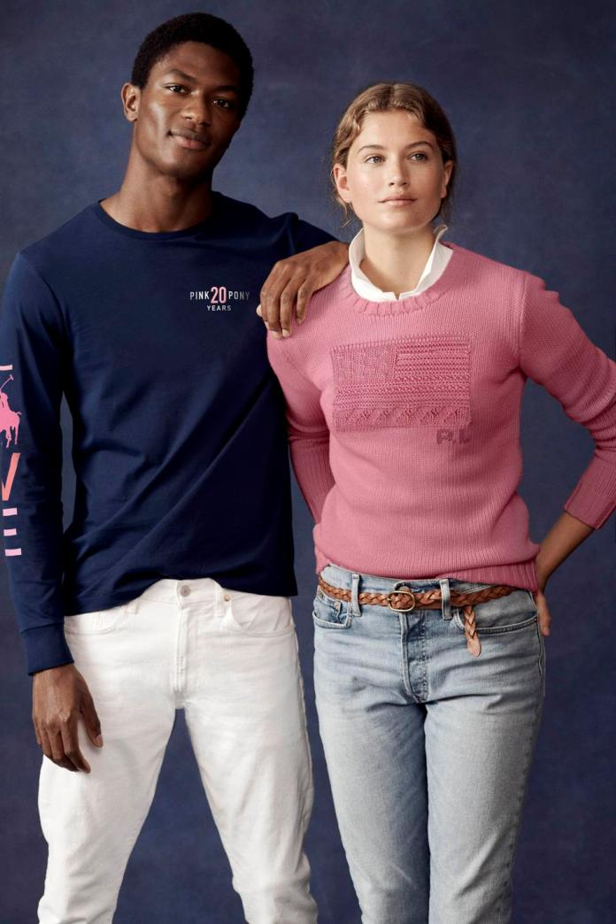 The Ralph Lauren 2020 Pink Pony Collection