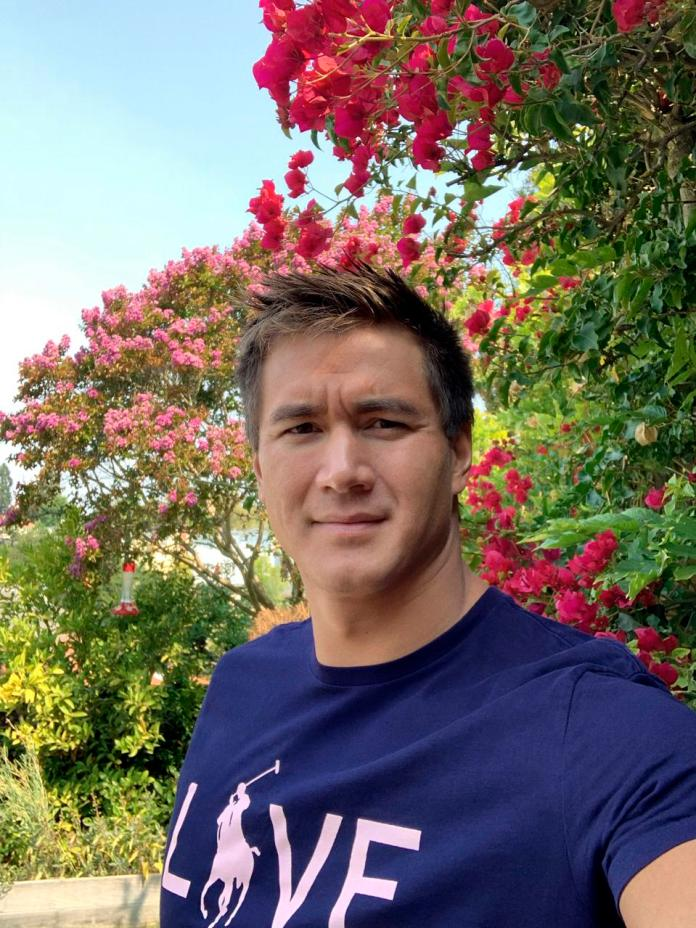 Nathan Adrian, five-time Olympic gold medalist