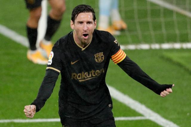 Messi vs Celta Vigo