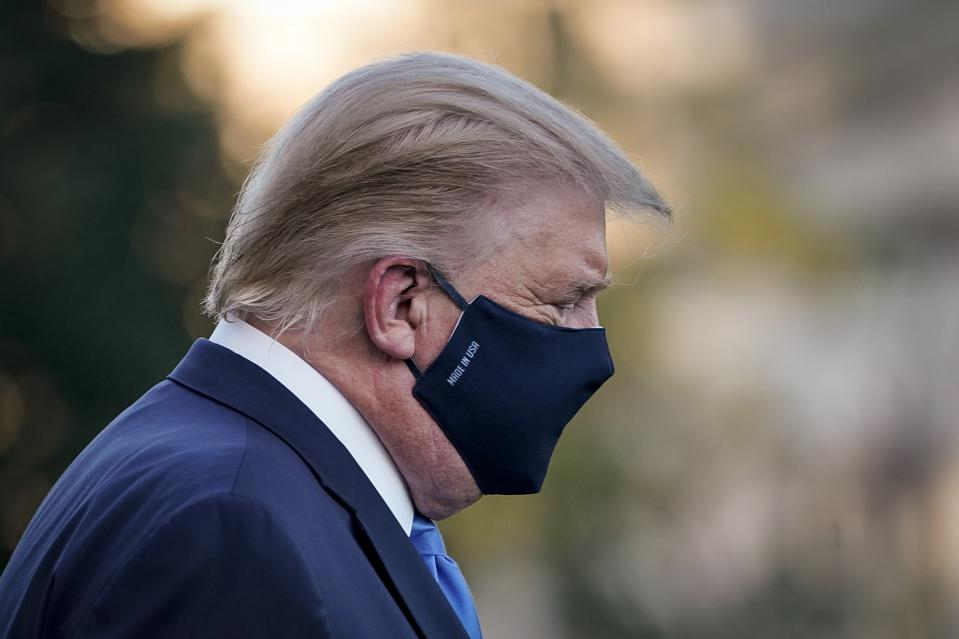 In First Video From Hospital, Trump Says He Feels 'Much Better,' But Next  Few Days Will Be 'The Real Test'