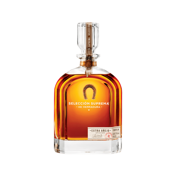 Herradura Extra Anejo has dozens of gold medals under its belt, including the title of world's best.