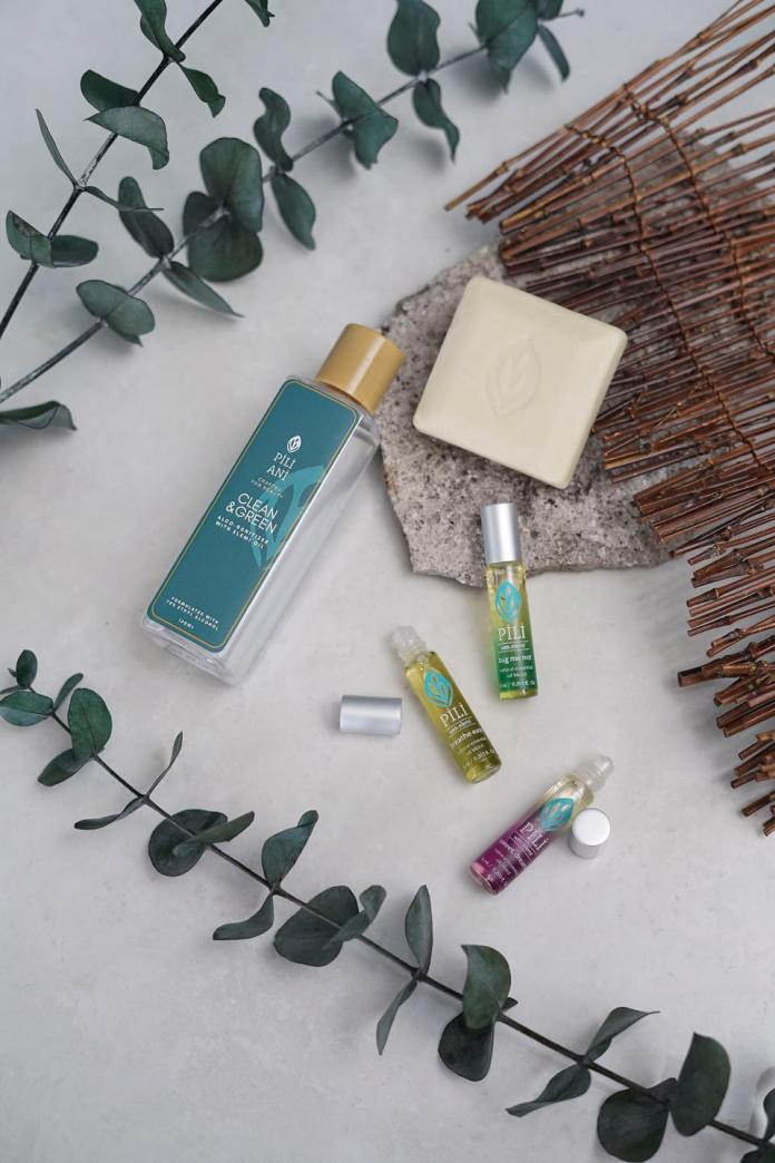 Keep Calm and Carry On Wellness Set by PILI ANI for ArteFino Reimagined