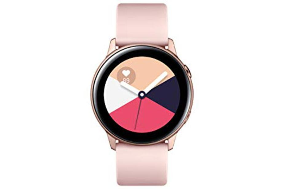 Samsung Galaxy Watch Active (40mm, GPS, Bluetooth) Smart Watch with Fitness Tracking