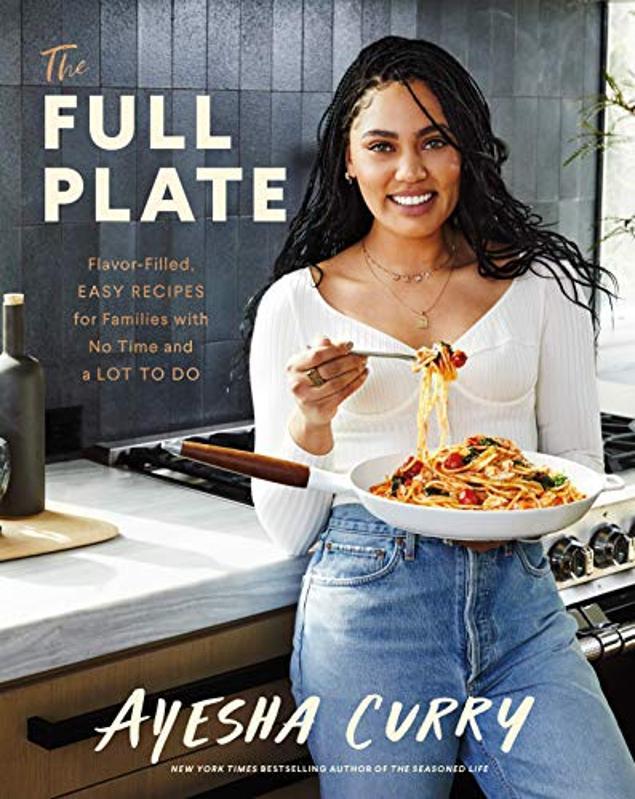Ayesha Curry's Cookbook