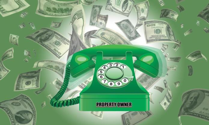 Telephone calls with offers