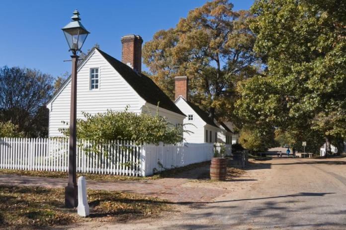 Colonial Williamsburg haunted