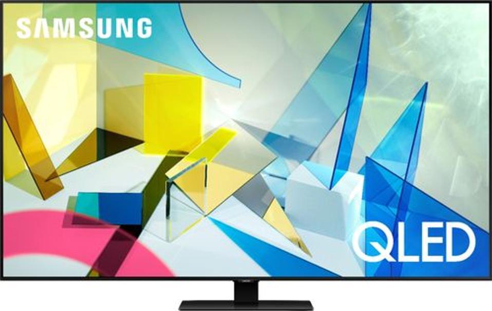 Samsung 65 '' Q80T Series 4K UHD LED Tizen Smart TV