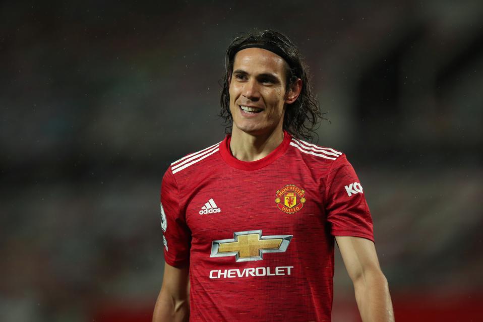 Manchester United's Edinson Cavani Gamble Is Paying Off