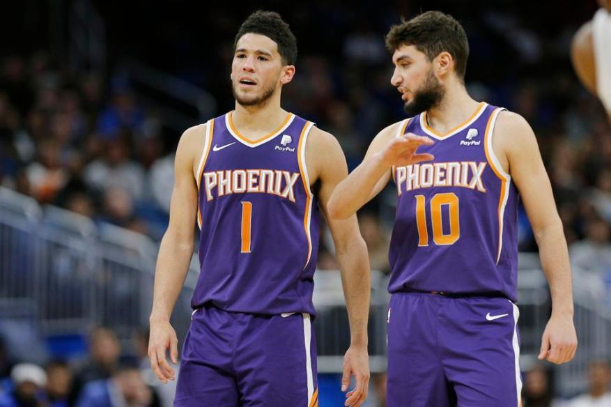 Phoenix Suns contre Orlando Magic