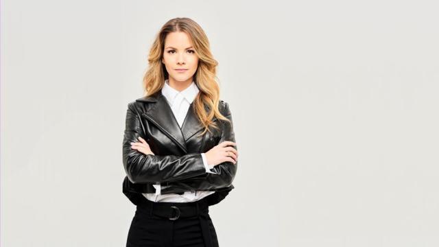 Zsófia Bata-Jakab, CEO of the Hungarian Fashion & Design Agency