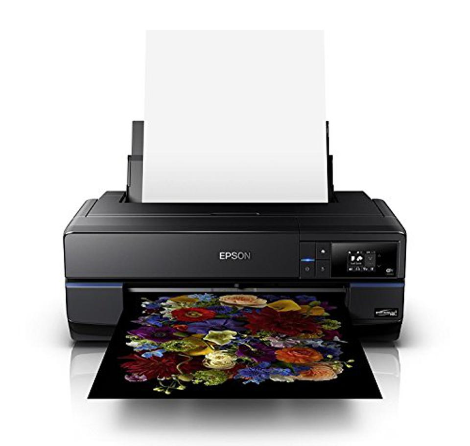 Epson SureColor P800 17″ Inkjet Color Printer