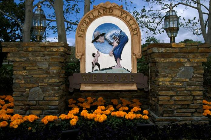 Michael Jackson's Neverland Ranch, Sycamore Valley Ranch