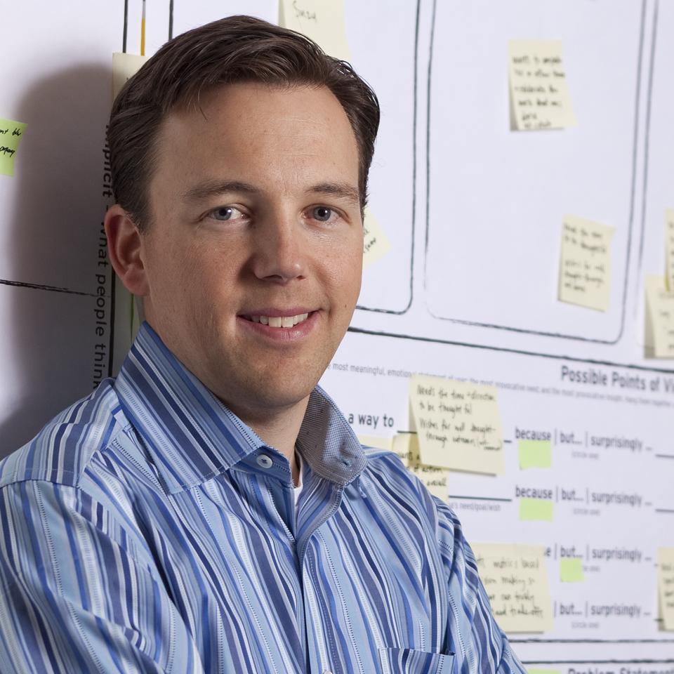 Zach Nies, Managing Director, Techstars Sustainability in Partnership