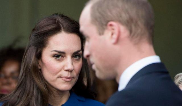 The Duke & Duchess Of Cambridge in January 2017.