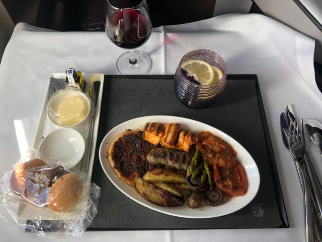 Qatar Airways kofte
