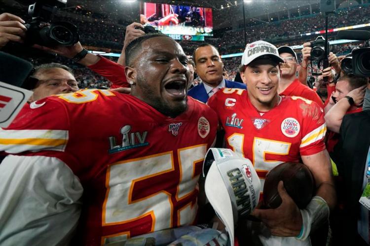 "Will The Super Bowl Be A ""Super Spreader"" For Covid-19?"