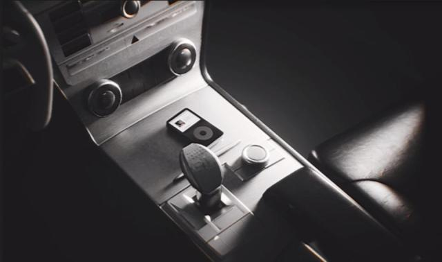 Interior feel of Nipsey's CL600.