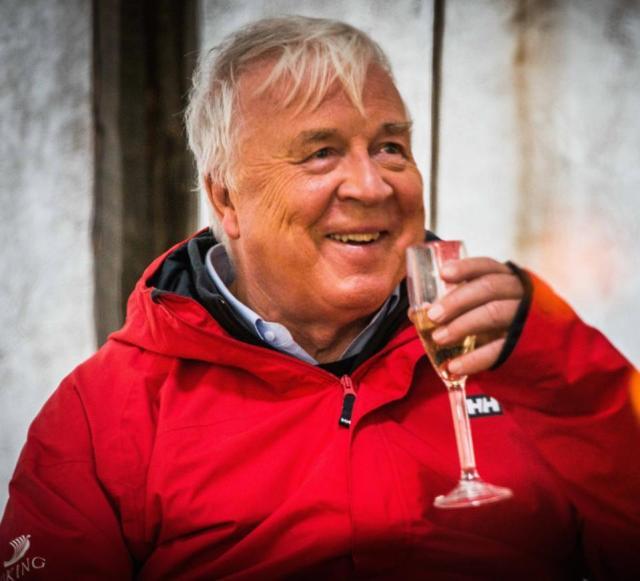 Torstein Hagen of Viking Cruises