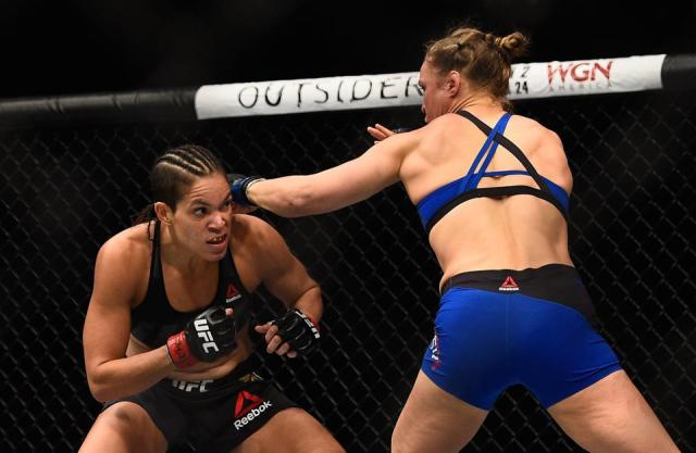 Amanda Nunes puts her featherweight title on the line against Megan Anderson at UFC 259.