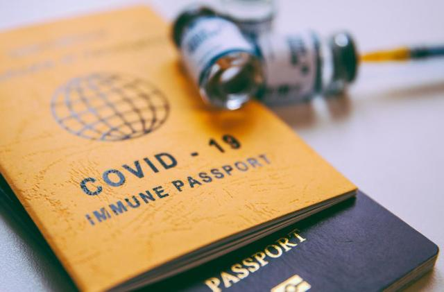International Certificate of Covid-19 Vaccination