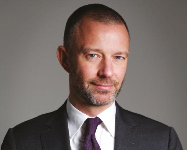 Portrait Olivier Jankovec, director general of ACI Europe