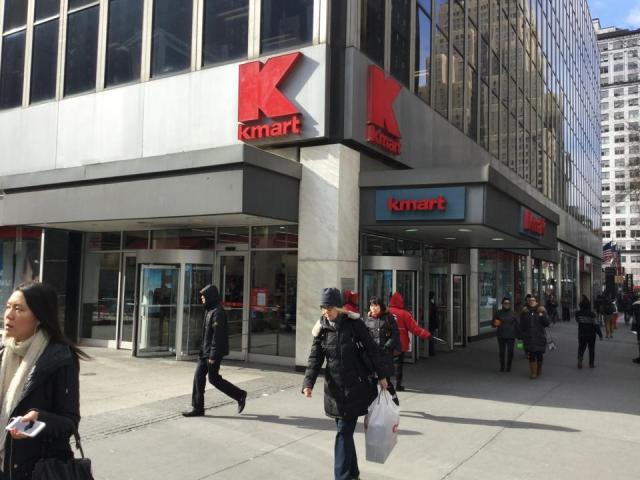 Kmart New York closing