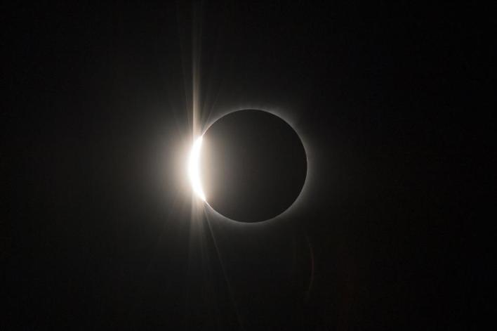 Total Solar Eclipse in Chester