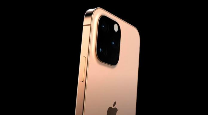 This render shows the iPhone 13 Pro in orange.  Never get your hopes up.