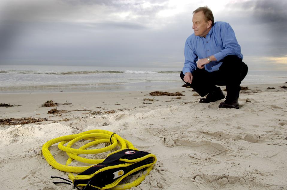 Rod Hartley, non-executive director of SeaChange Technology, which makes a produ