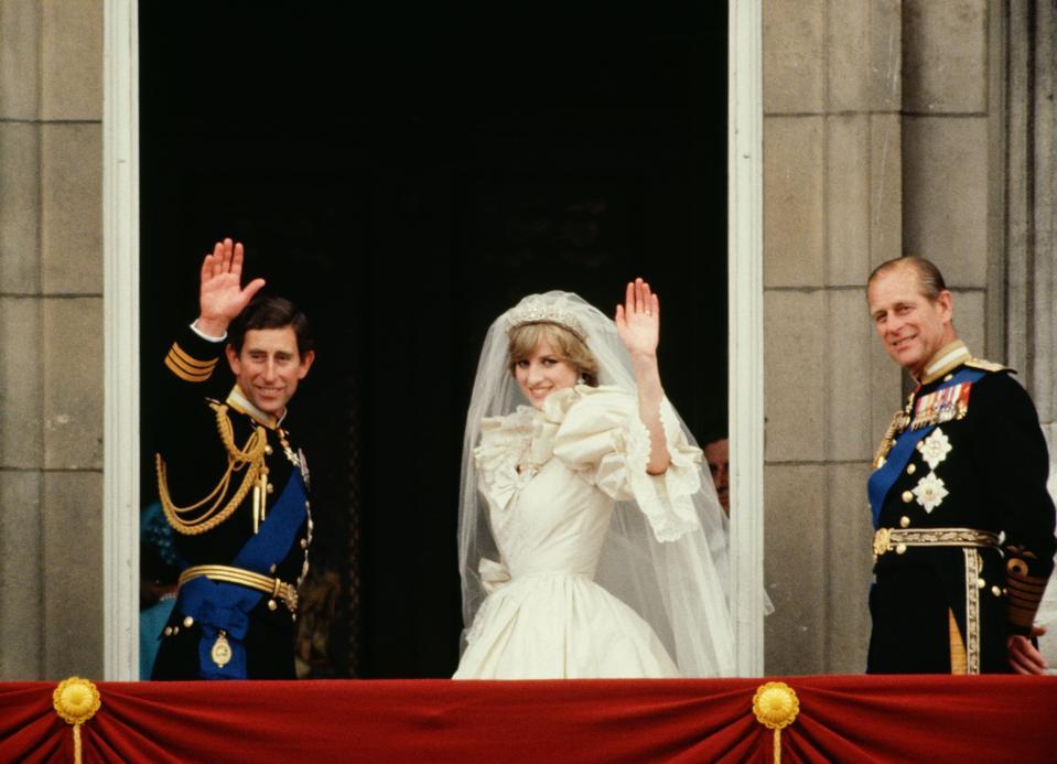 Royal Wedding Prince Charles And Princess Diana