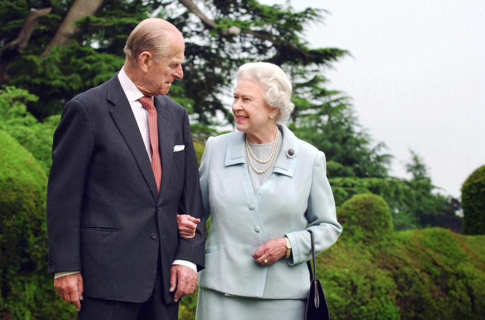 Queen Elizabeth, Prince Philip diamond wedding anniversary in Malta.