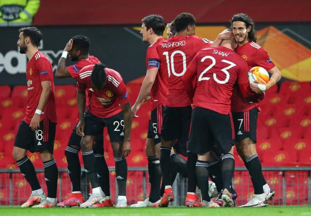 Manchester United Have Ample Opportunity To Win The Europa League This  Season