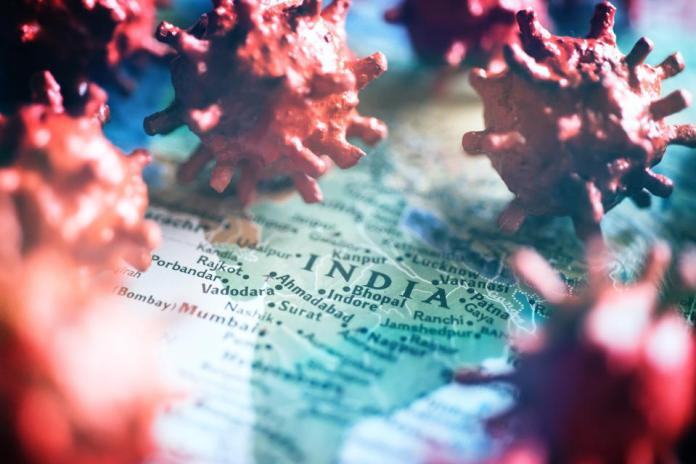 Indian CDC Says Covid Surge Is Linked To B.1.617 Variant