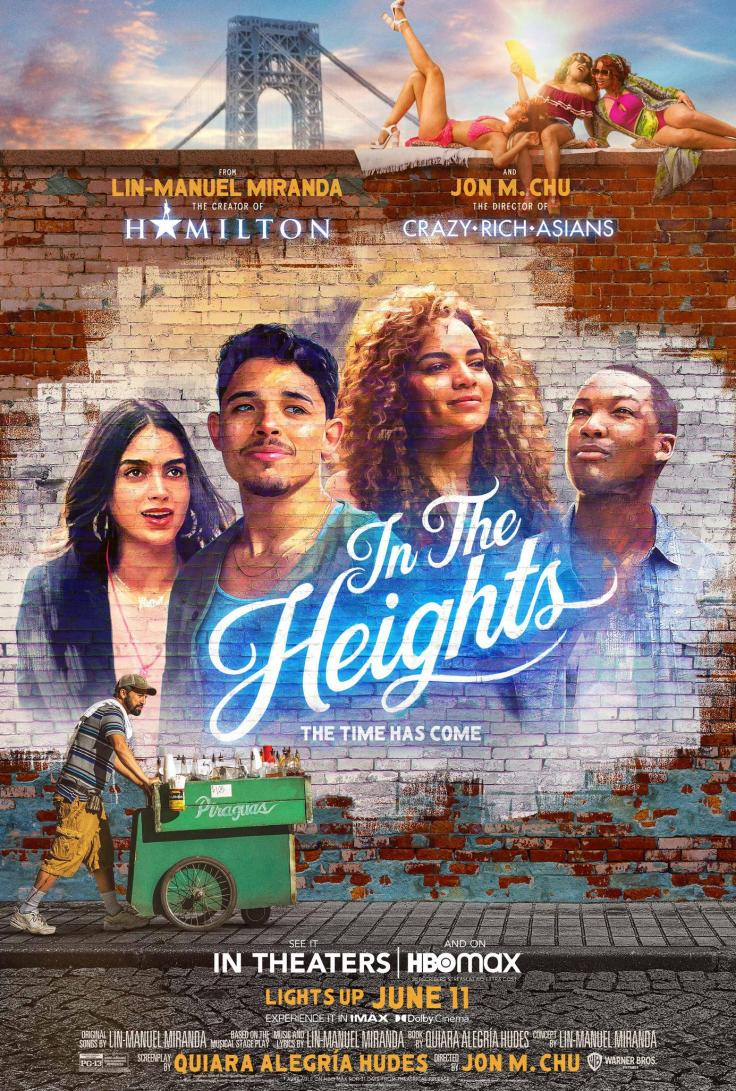 Review: 'In The Heights' Is Almost Oppressively Joyful