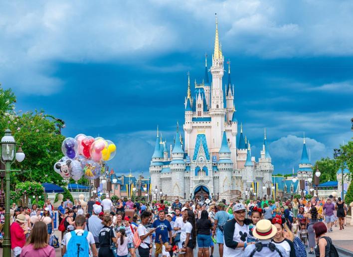 Walt Disney World guns concealed weapons firearms