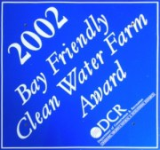 Water Stewardship Award