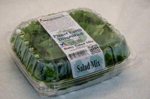 Salad Mix Clamshell