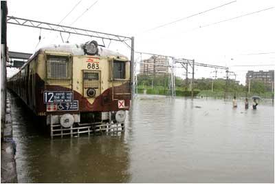 Marooned Mumbai