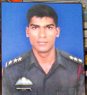 Rediffcom Remembering Captain R Harshan