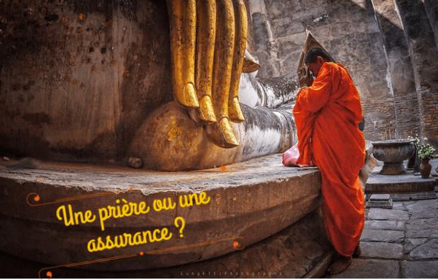Assurance voyage en Thaïlande