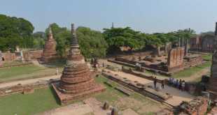 Wat Phra Si Sanphet - Parc Historique