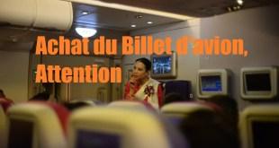 Acheter son billet d'avion pour la Thaïlande