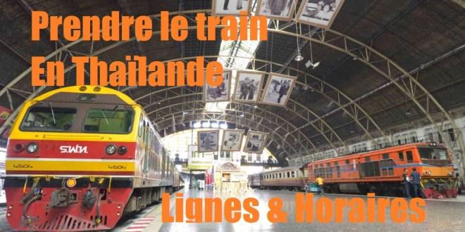 réseau ferroviaire thaïlandais