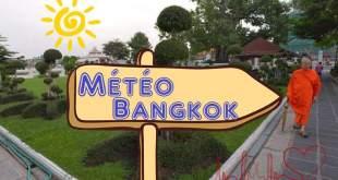 Quel météo à Bangkok Thaïlande ?
