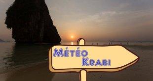 Quel météo à Krabi Thaïlande ?