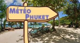 La Météo à Phuket (Prévision et tendance à l'année)
