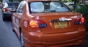 Prendre le Taxi à Bangkok